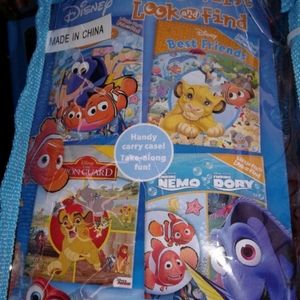 Disney My First Look And Find Books Finding Nemo